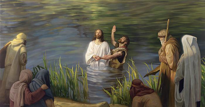 Battesimo del Signore/B – Preghiera dei fedeli