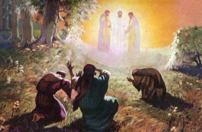 II^ domenica di Quaresima/B – Schema per la preghiera in famiglia e video di riflessione/approndimento
