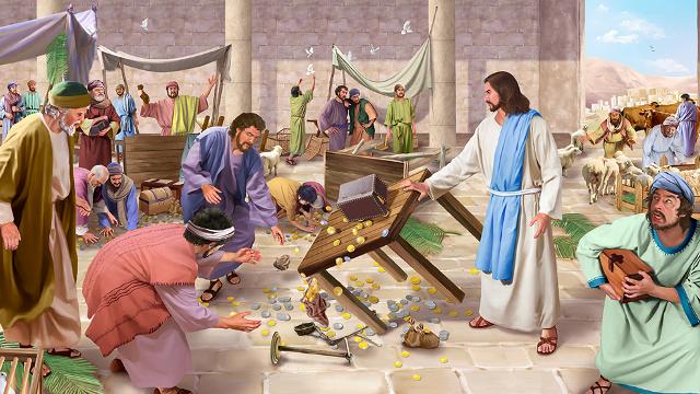 III^ domenica di Quaresima/B – Preghiera dei fedeli