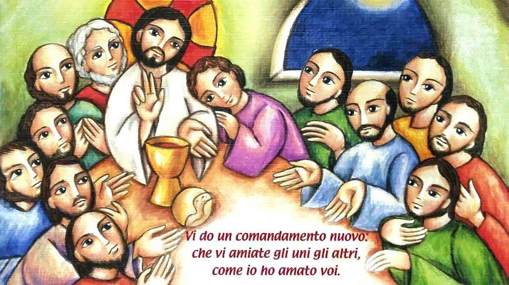 VI^ domenica di Pasqua/B