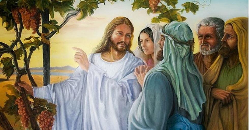 V^ domenica di Pasqua/B – Schema per la preghiera in famiglia e video di riflessione/approndimento